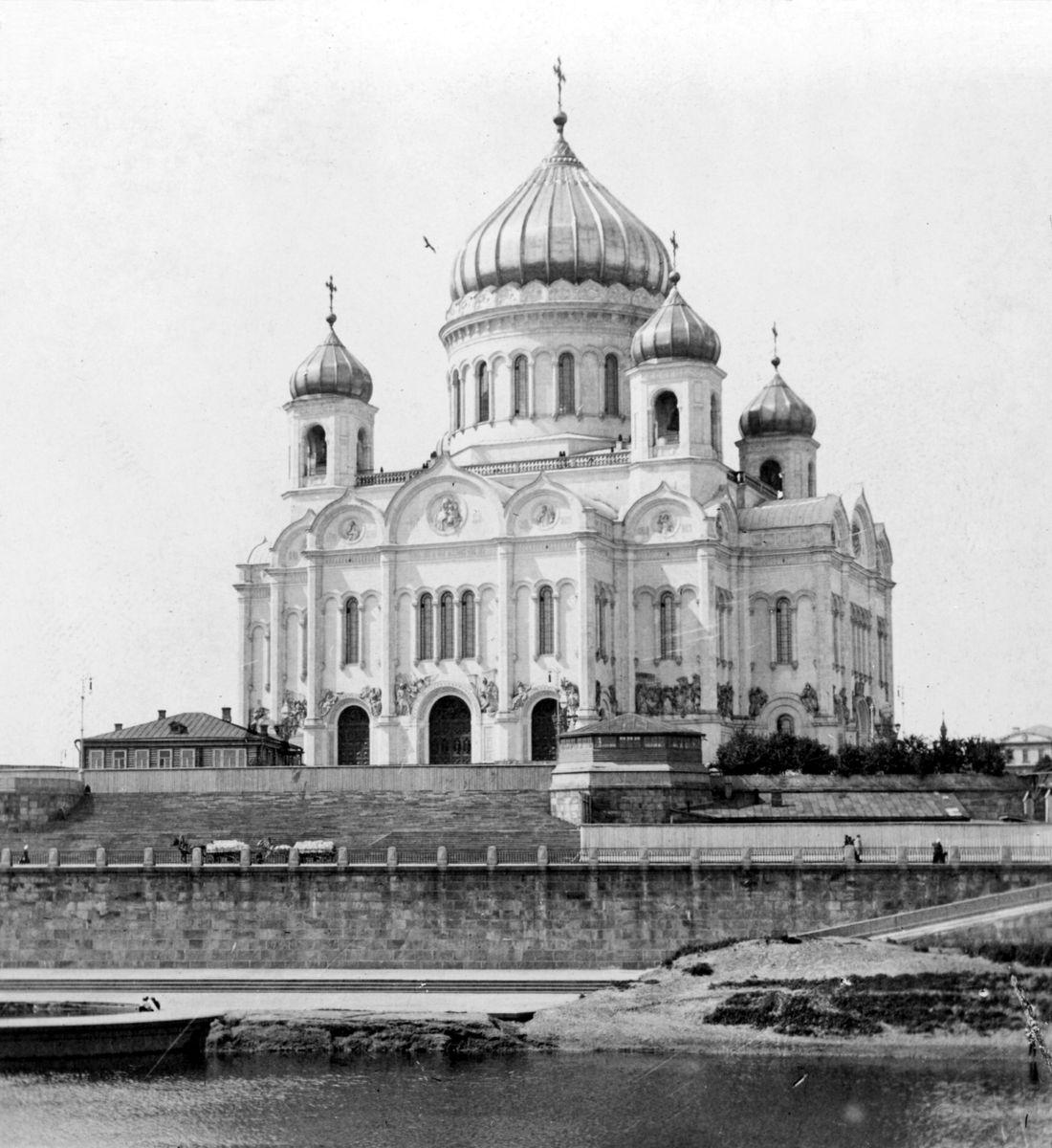 храм христа спасителя: