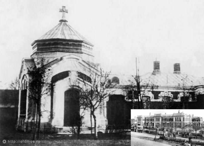 В 1902 году при Морозовской