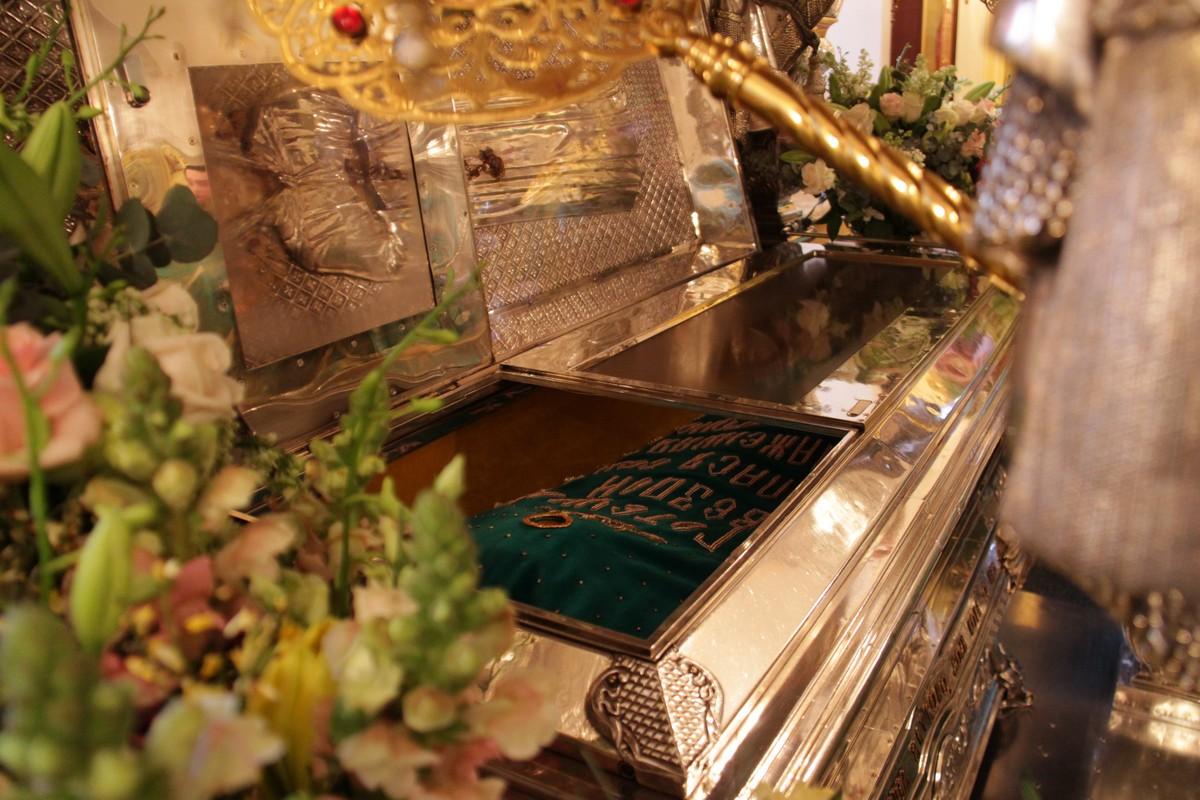 импульс рака святой матроны фото присела над сугробом